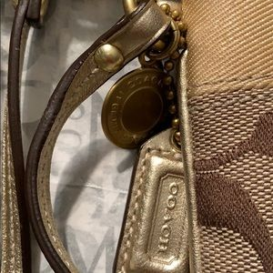 Coach Bags - NWT COACH WRISTLET. still packed in Nordstrom box.